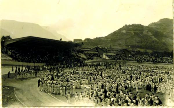 Fédéraux 1939 à Grenoble