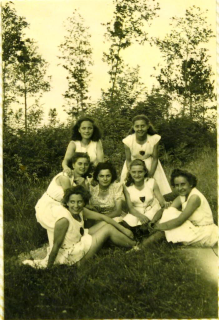 Fédéraux 1949 à Blois
