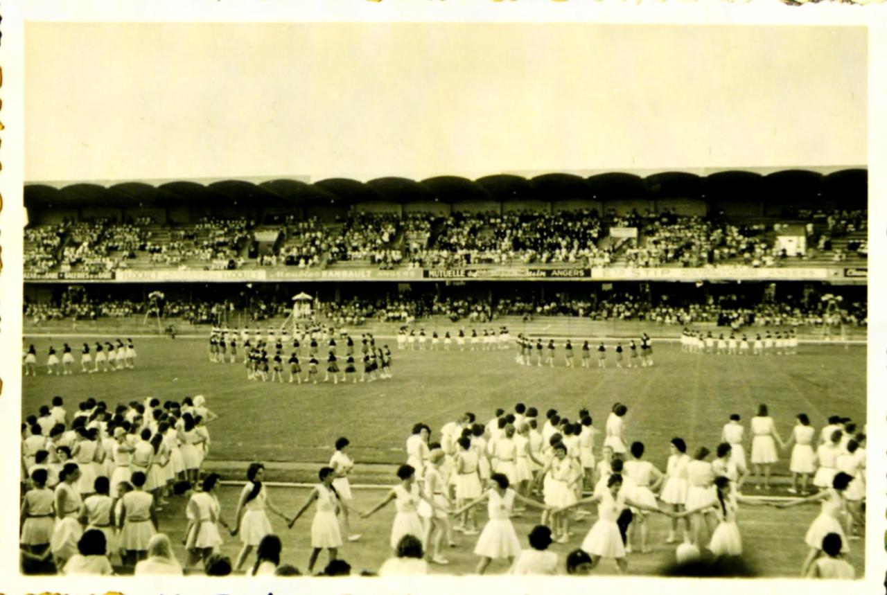 fédéraux 1961 Angers