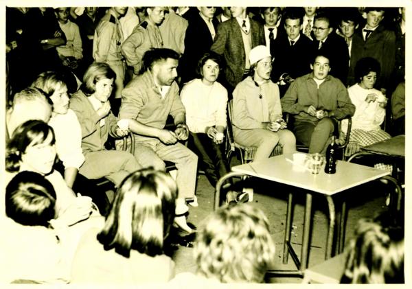 Fédéraux filles 1962 à  Toul