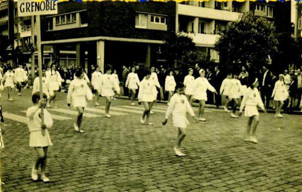 Fédéraux 1966 Dunkerque