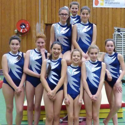 Championnat Departemental Jeunesses à St Marcellin