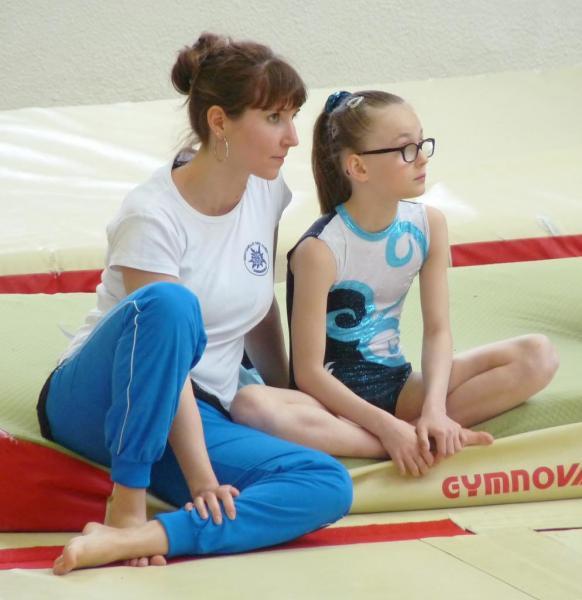 Aurélys et son Coach
